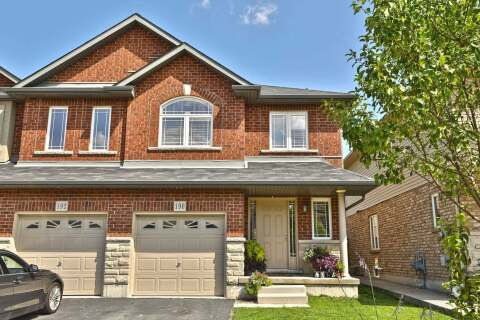 Townhouse for sale at 190 Pelech Cres Hamilton Ontario - MLS: X4861602