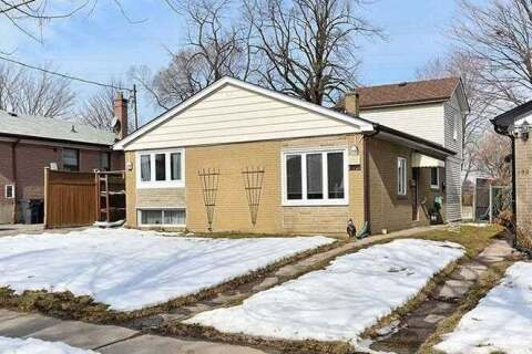 House for sale at 190 Sedgemount Dr Toronto Ontario - MLS: E4823565
