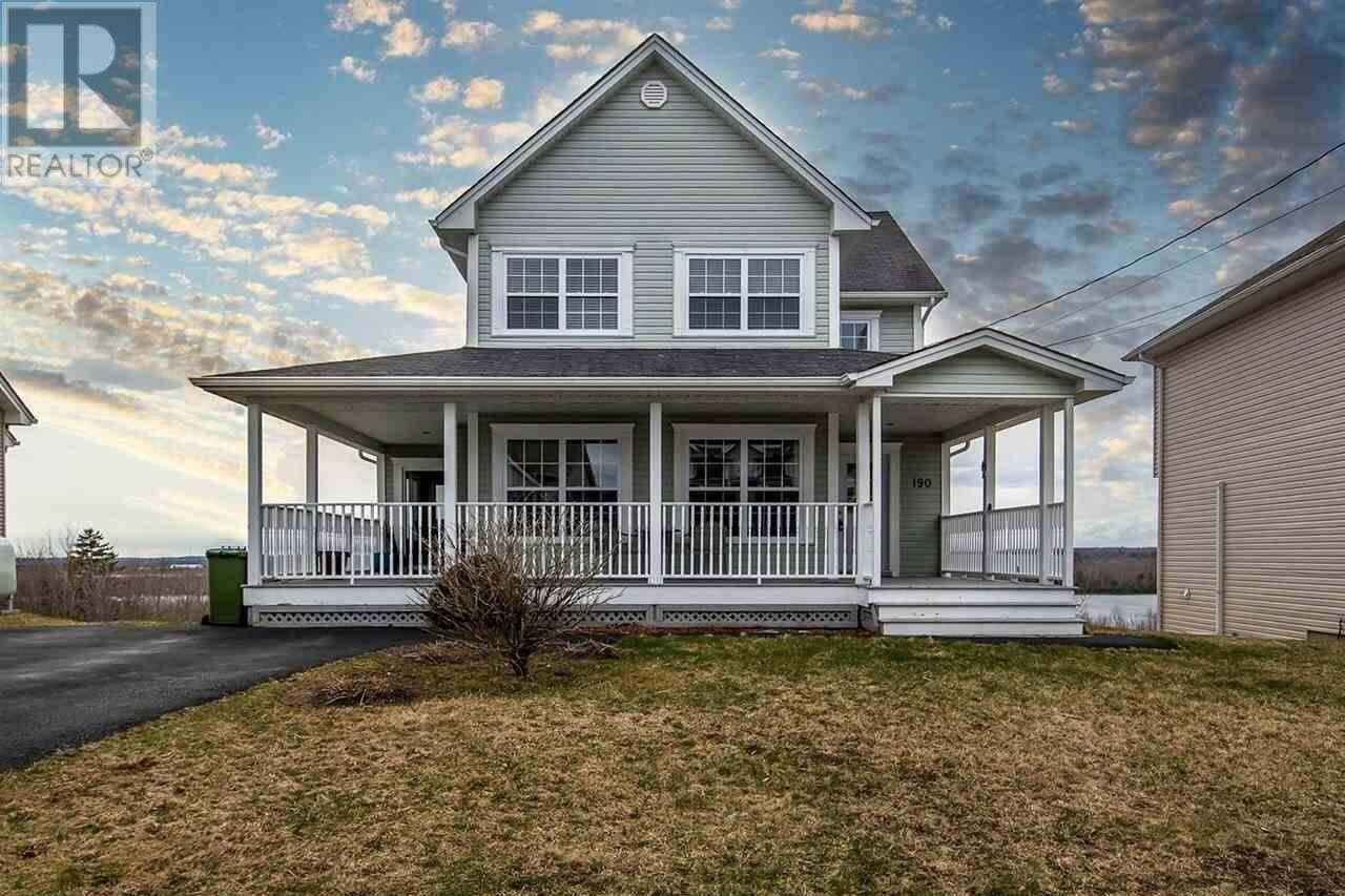 House for sale at 190 Southampton Dr Dartmouth Nova Scotia - MLS: 202006336