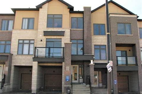Townhouse for sale at 190 Tango Cres Newmarket Ontario - MLS: N4420236