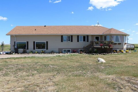 House for sale at 190043 Range Road 260  Rural Vulcan County Alberta - MLS: A1021818