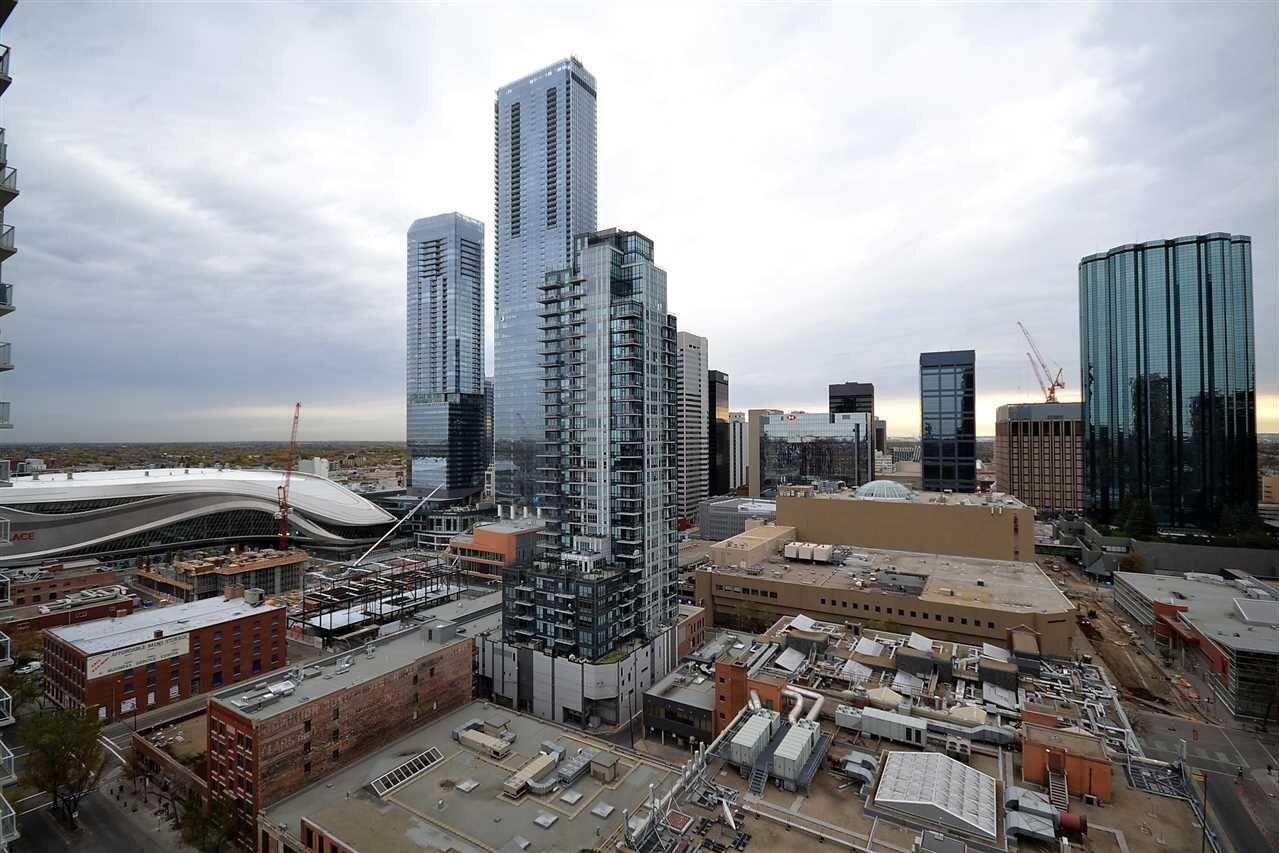 Condo for sale at 10410 102 Av NW Unit 1901 Edmonton Alberta - MLS: E4219649