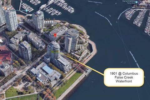 Condo for sale at 1383 Marinaside Cres Unit 1901 Vancouver British Columbia - MLS: R2376628