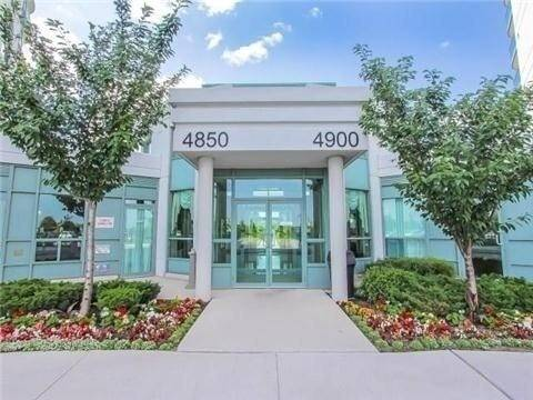 Apartment for rent at 4850 Glen Erin Dr Unit 1901 Mississauga Ontario - MLS: W4597643