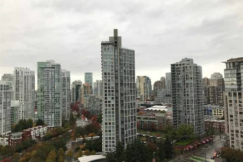 Condo for sale at 89 Nelson St Unit 1901 Vancouver British Columbia - MLS: R2414707