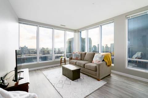 Condo for sale at 989 Nelson St Unit 1901 Vancouver British Columbia - MLS: R2422157