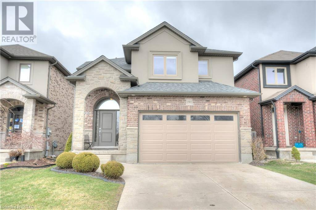 House for sale at 1901 Cherrywood Tr London Ontario - MLS: 253658