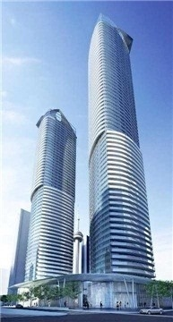 For Rent: 1902 - 14 York Street, Toronto, ON | 2 Bed, 2 Bath Condo for $2500.00. See 22 photos!