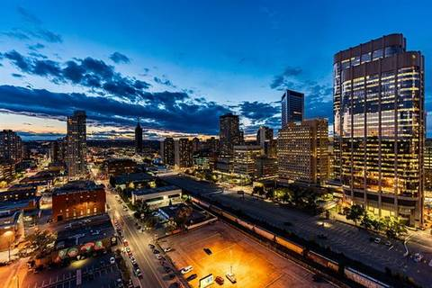 Condo for sale at 1010 6 St Southwest Unit 1903 Calgary Alberta - MLS: C4270395