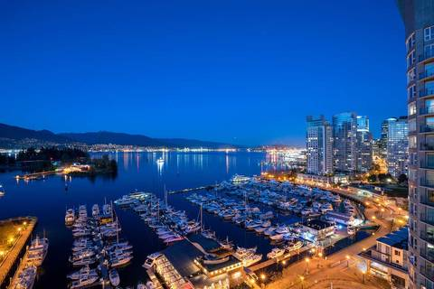 Condo for sale at 560 Cardero St Unit 1903 Vancouver British Columbia - MLS: R2380972