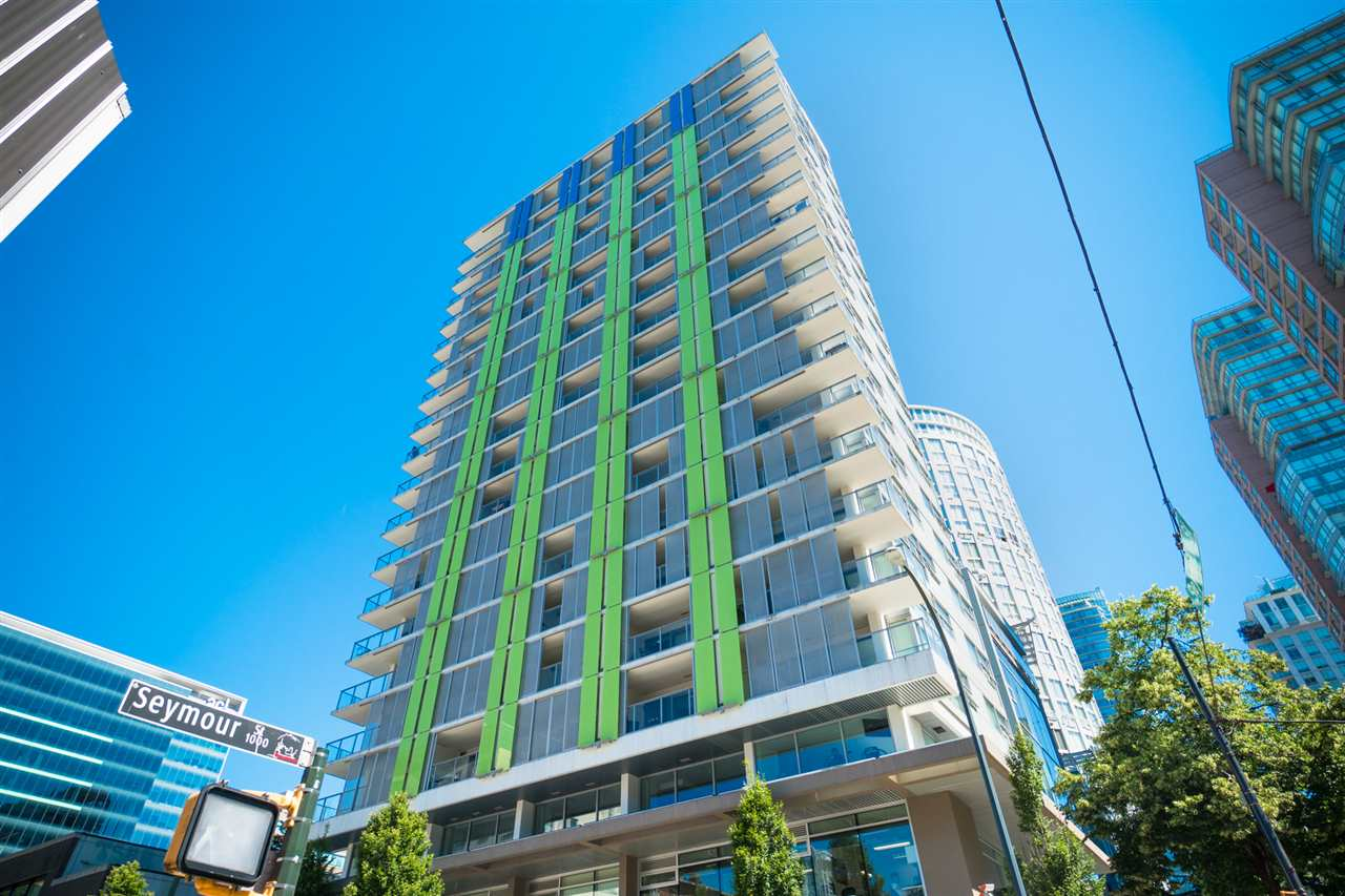 Sold: 1903 - 999 Seymour Street, Vancouver, BC