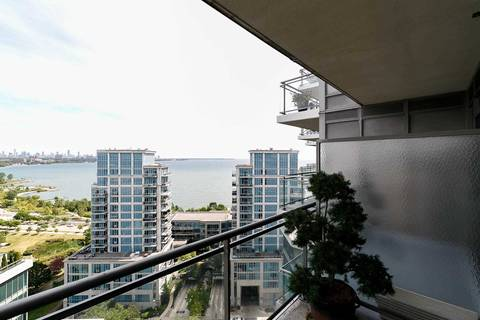 Condo for sale at 2121 Lake Shore Blvd Unit 1904 Toronto Ontario - MLS: W4552900