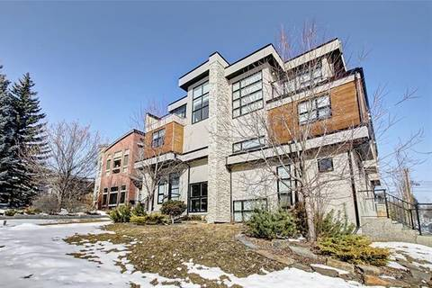 Townhouse for sale at 1904 27 Ave Southwest Calgary Alberta - MLS: C4291983