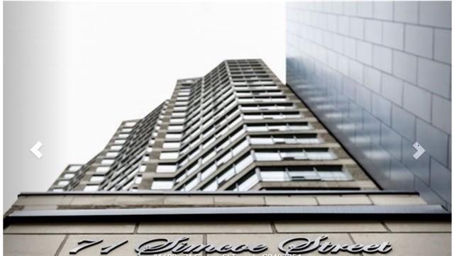 Symphony Place Condos: 71 Simcoe Street, Toronto, ON