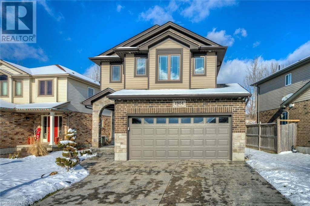 House for sale at 1904 Frederick Cres London Ontario - MLS: 238848