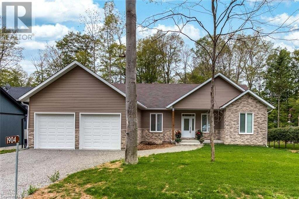 House for sale at 1904 Tiny Beaches Rd North Tiny Ontario - MLS: 40018846