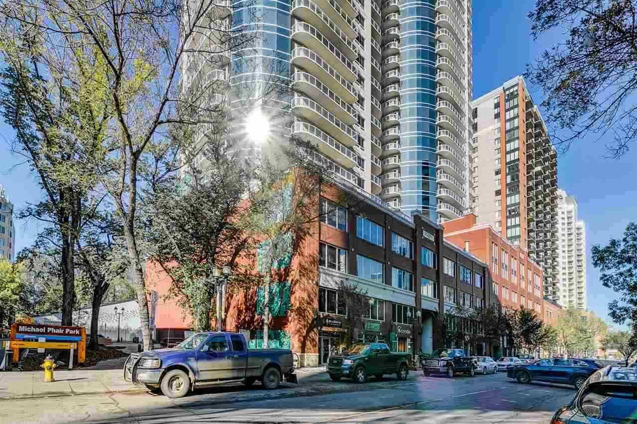Condo for sale at 10136 104 St Nw Unit 1905 Edmonton Alberta - MLS: E4179136
