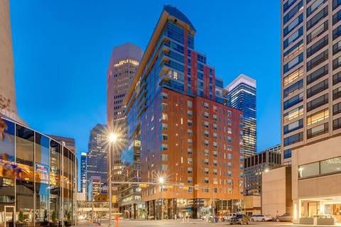 Condo for sale at 108 9 Ave Southwest Unit 1905 Calgary Alberta - MLS: C4280905