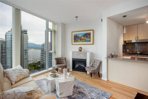 Condo for sale at 1211 Melville St Unit 1905 Vancouver British Columbia - MLS: R2414029
