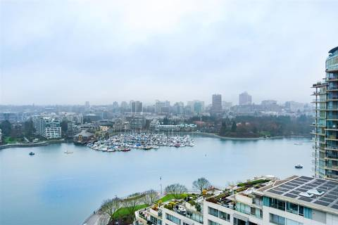 Condo for sale at 1228 Marinaside Cres Unit 1905 Vancouver British Columbia - MLS: R2388215