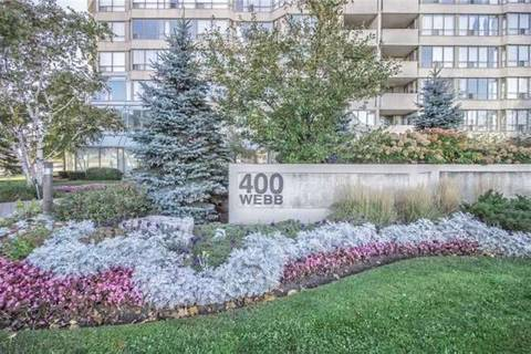 Apartment for rent at 400 Webb Dr Unit 1905 Mississauga Ontario - MLS: W4675317