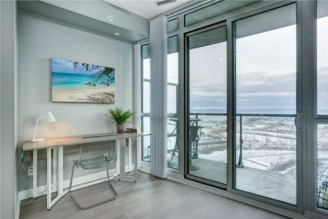 Apartment for rent at 59 Annie Craig Dr Unit 1905 Toronto Ontario - MLS: W4421673