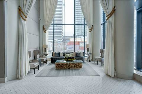 Apartment for rent at 59 Annie Craig Dr Unit 1905 Toronto Ontario - MLS: W4582496