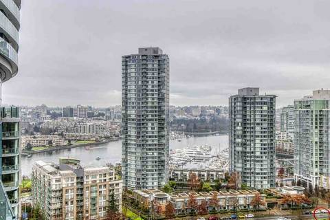 Condo for sale at 89 Nelson St Unit 1905 Vancouver British Columbia - MLS: R2423672