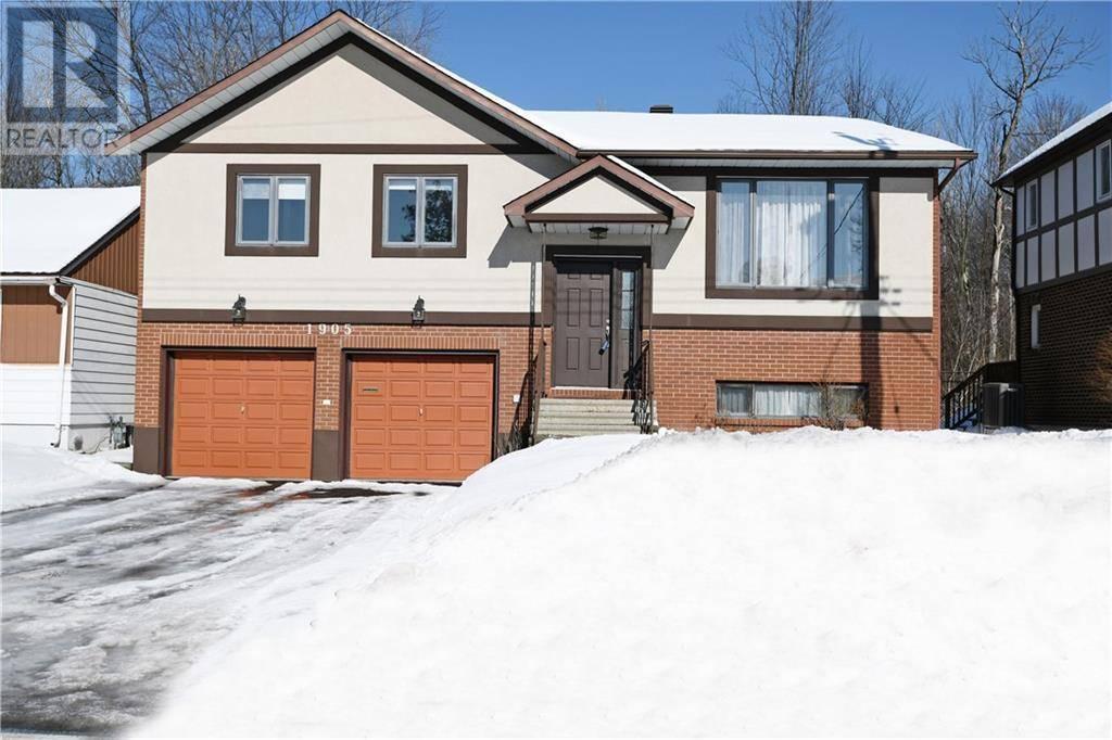 House for sale at 1905 Rosebella Ave Ottawa Ontario - MLS: 1184684