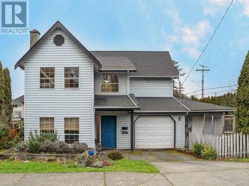 House for sale at 1905 Shakespeare St Victoria British Columbia - MLS: 421126