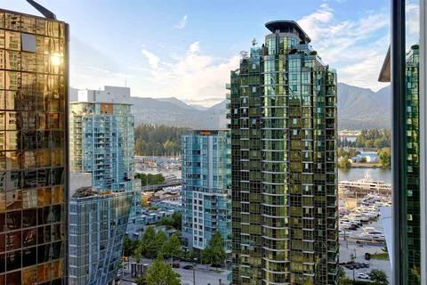 Condo for sale at 1331 Georgia St W Unit 1906 Vancouver British Columbia - MLS: R2375186