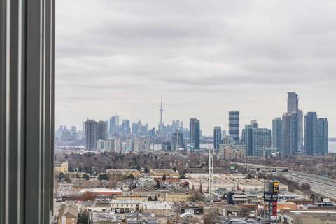 Apartment for rent at 17 Zorra St Unit 1906 Toronto Ontario - MLS: W4703214