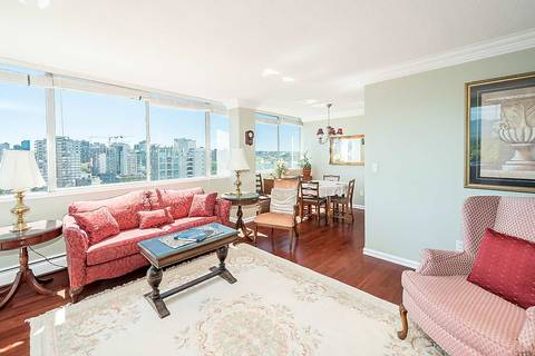 Condo for sale at 2055 Pendrell St Unit 1906 Vancouver British Columbia - MLS: R2380516