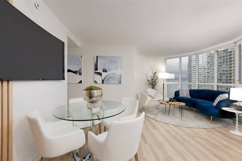 Condo for sale at 555 Jervis St Unit 1906 Vancouver British Columbia - MLS: R2432612