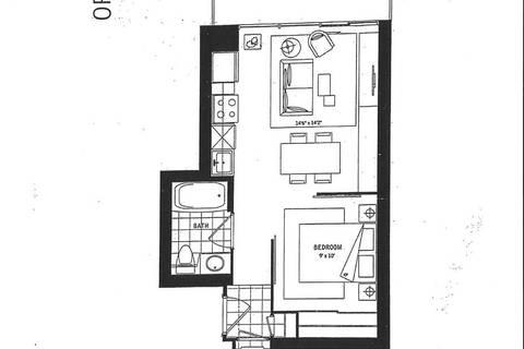 Apartment for rent at 65 Bremner Blvd Unit 1906 Toronto Ontario - MLS: C4519498