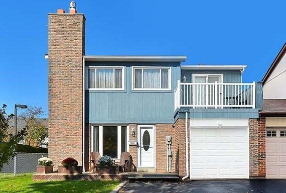 House for sale at 1906 Malden Crescent Pickering Ontario - MLS: E4291748