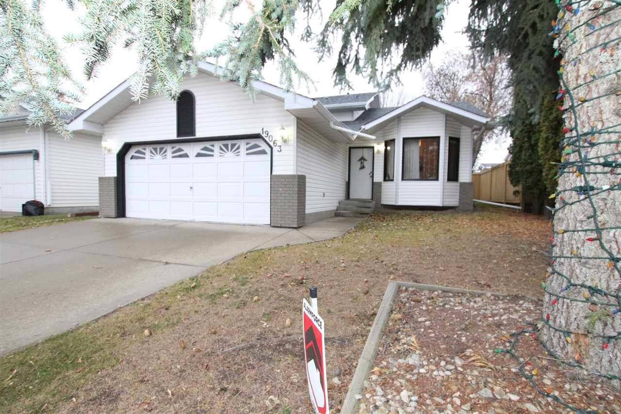 House for sale at 19063 71 Ave Nw Edmonton Alberta - MLS: E4177665