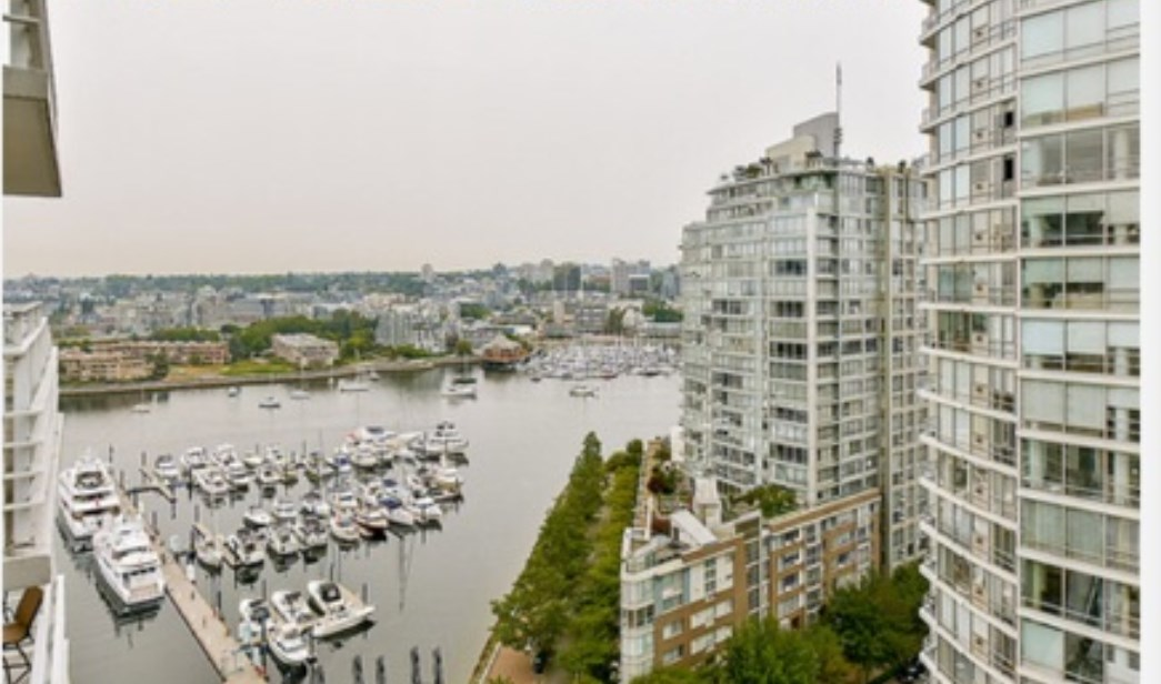 Removed: 1907 - 1199 Marinaside Crescent, Vancouver, BC - Removed on 2018-08-12 05:09:07