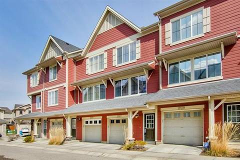 Townhouse for sale at 125 Panatella Wy Northwest Unit 1907 Calgary Alberta - MLS: C4261883