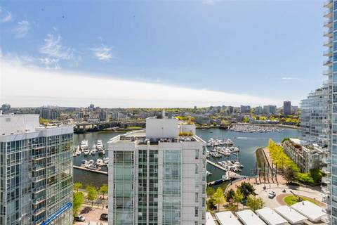 Condo for sale at 198 Aquarius Me Unit 1907 Vancouver British Columbia - MLS: R2367355
