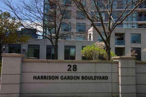 Apartment for rent at 28 Harrison Garden Blvd Unit 1907 Toronto Ontario - MLS: C4460060