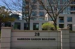 Apartment for rent at 28 Harrison Garden Blvd Unit 1907 Toronto Ontario - MLS: C4518250