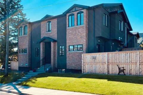 Townhouse for sale at 1907 37 Ave Southwest Calgary Alberta - MLS: C4306367