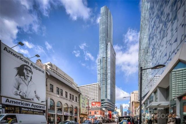 Removed: 1907 - 386 Yonge Street, Toronto, ON - Removed on 2017-09-09 05:51:17