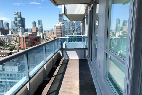 Apartment for rent at 500 Sherbourne St Unit 1907 Toronto Ontario - MLS: C4929851