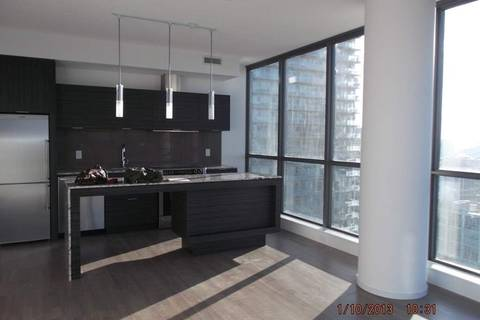 Apartment for rent at 8 Charlotte St Unit 1907 Toronto Ontario - MLS: C4550612