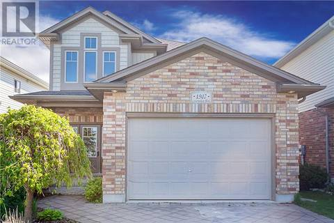 House for sale at 1907 Cedarhollow Blvd London Ontario - MLS: 208024