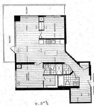 Condo for sale at 2 Anndale Dr Unit 1908 Toronto Ontario - MLS: C4422252