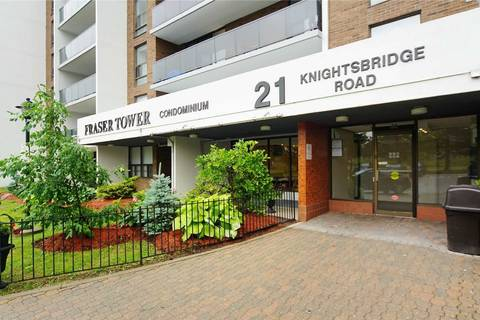 Condo for sale at 21 Knightsbridge Rd Unit 1908 Brampton Ontario - MLS: W4629242