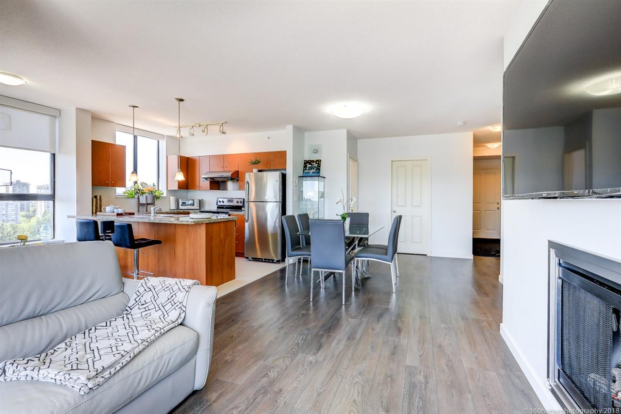 For Sale: 1908 - 511 Rochester Avenue, Coquitlam, BC | 2 Bed, 2 Bath Condo for $678,000. See 20 photos!